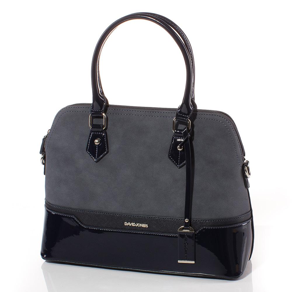 Дамска чанта David Jones 5808-324 - Тъмносиня