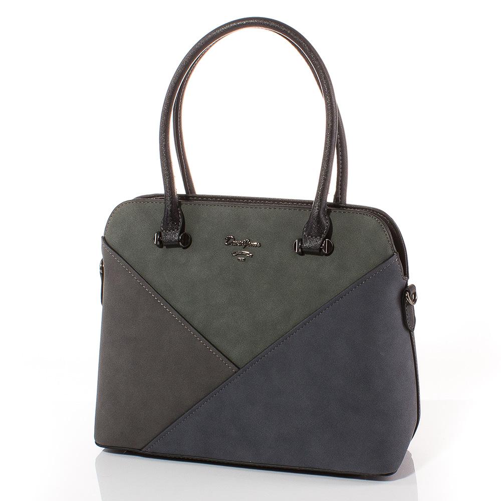 Дамска чанта David Jones 5833-108 - Черна