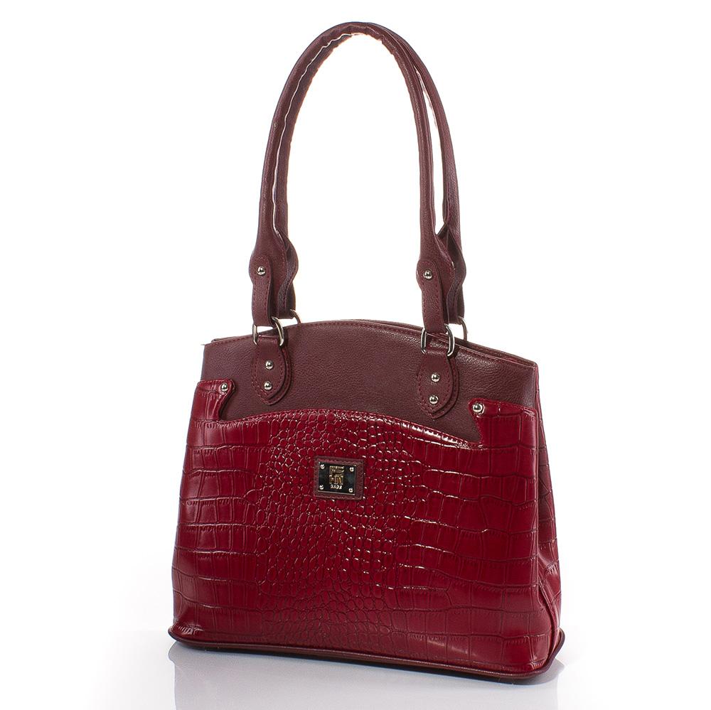 Дамска чанта Дона 1252-23 - Бордо