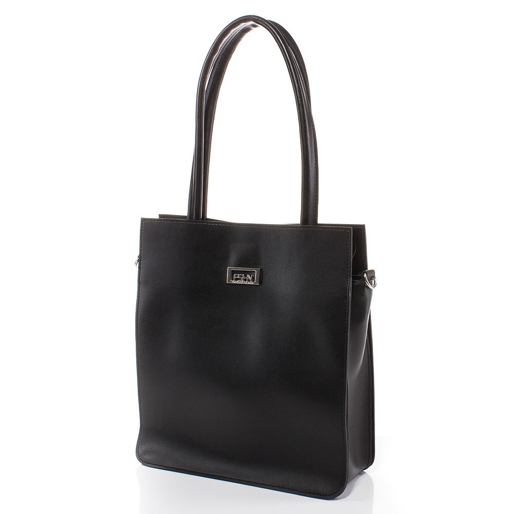 Дамска чанта Искра 1579-08 - Черна