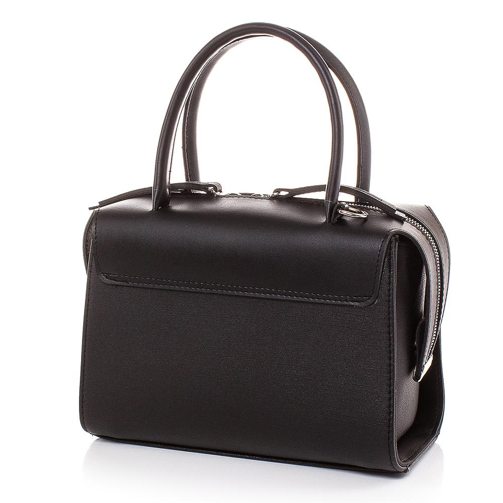 Дамска чанта Инес 1635-08 - Черна