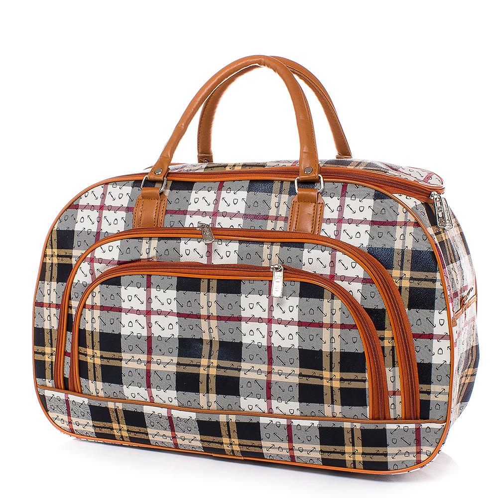 Пътна чанта T3027-00 - Цветна