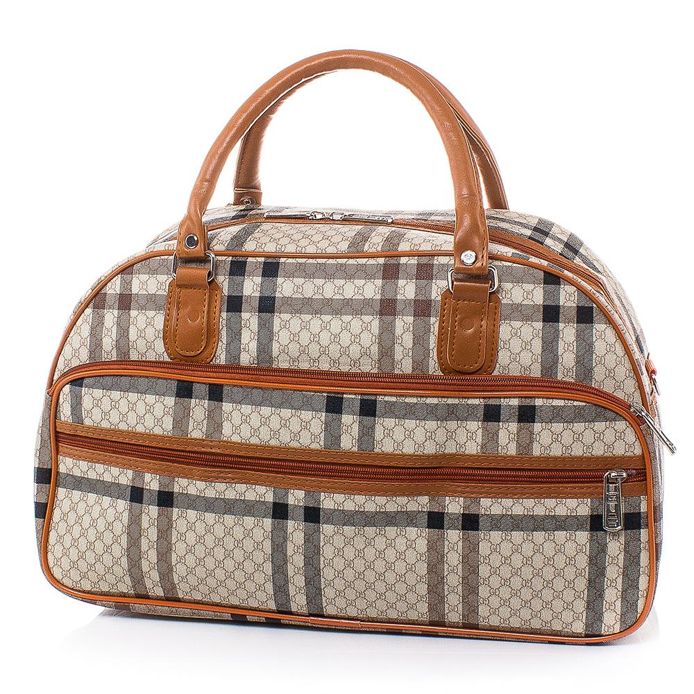Пътна чанта T3033S-00 - Цветна