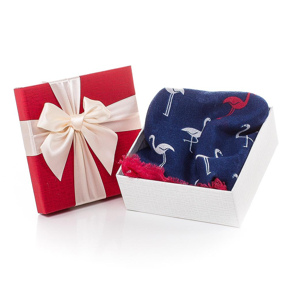 Подаръчен комплект - Шал 100% Памук - Gift 101
