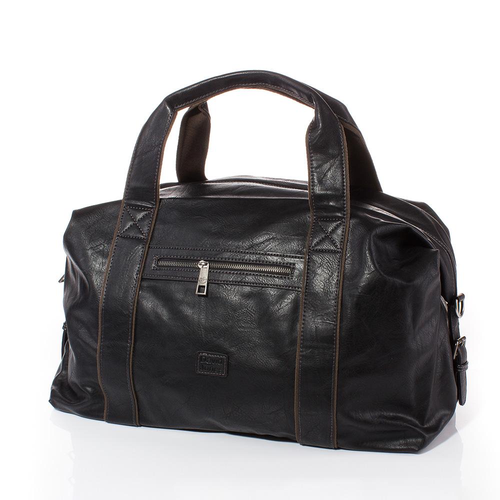 Пътна чанта David Jones CM3241-08 - Черна