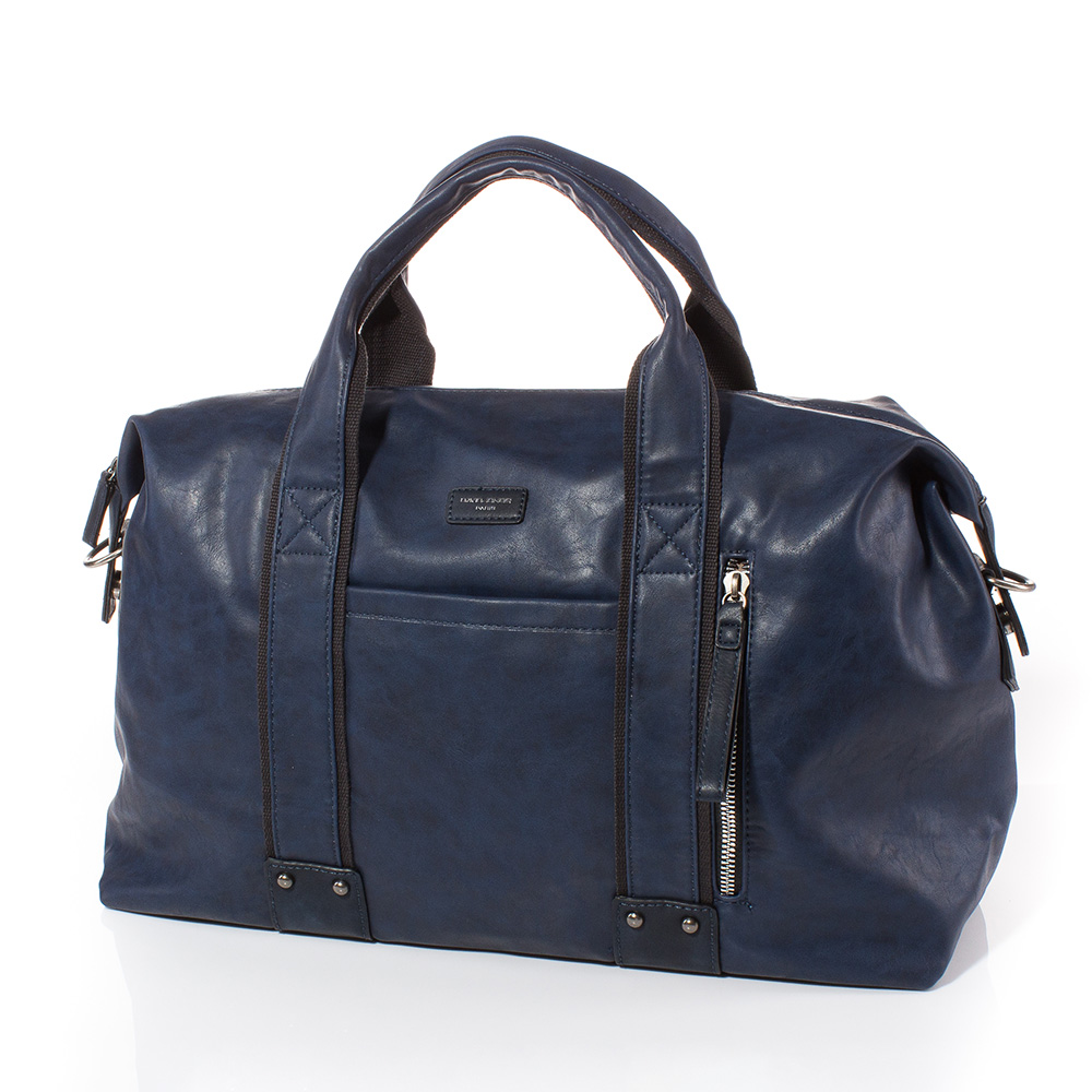 Пътна чанта David Jones CM3960-24 - Тъмно син