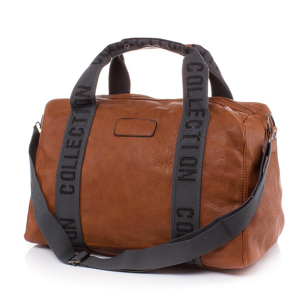 Пътна чанта Голяма T3021-10 - Камел