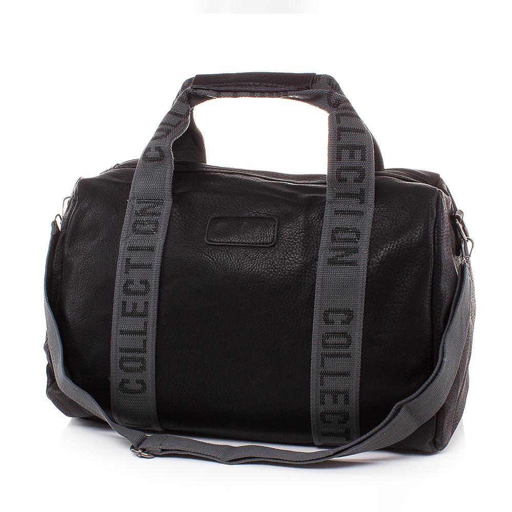 Пътна чанта Голяма T3021-08 - Черна