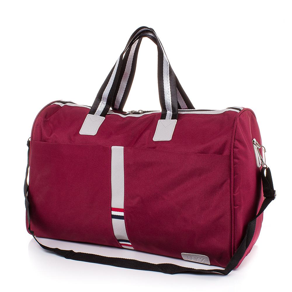 Чанта за ръчен багаж T3023-40 - Тъмночервена