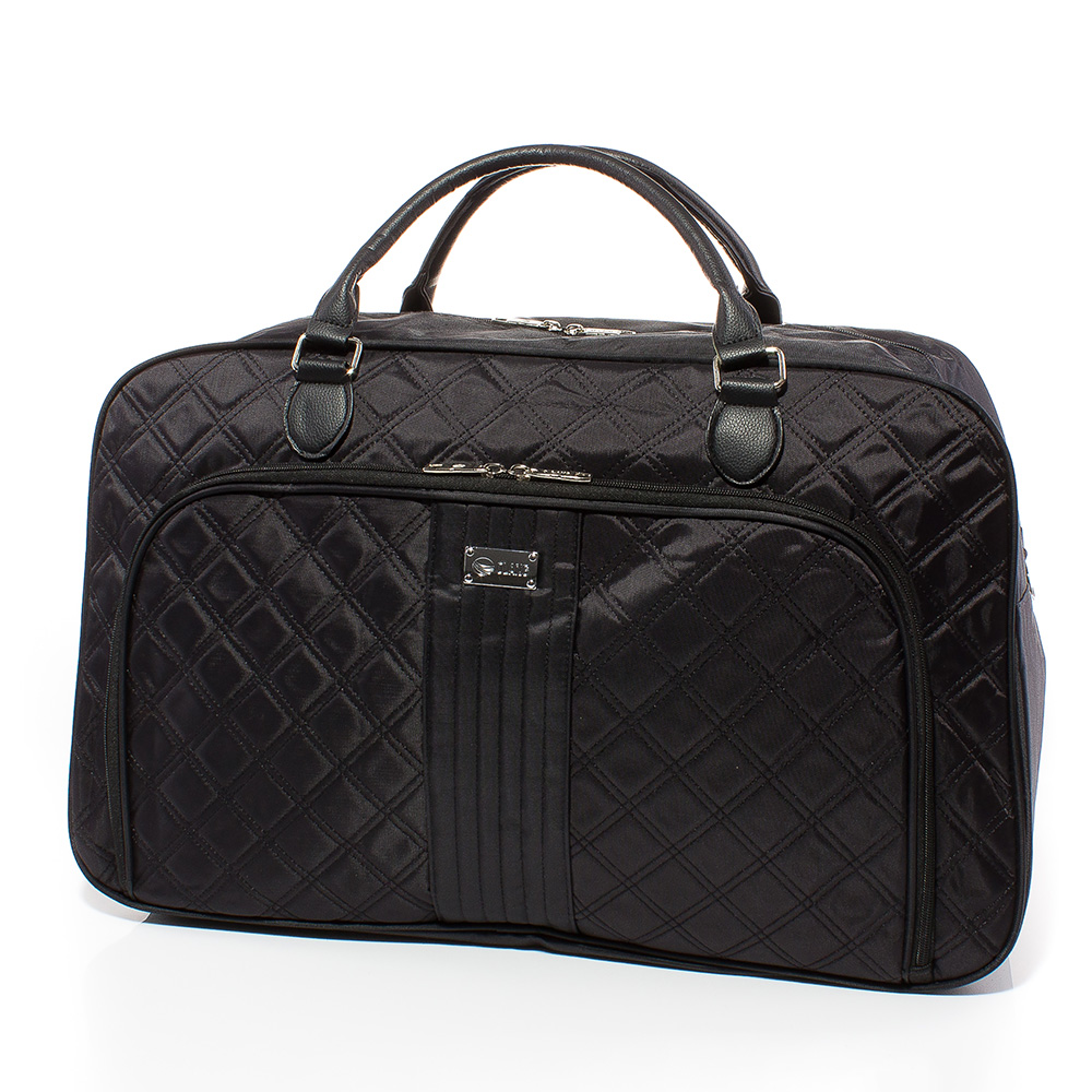 Пътна чанта T3001-08 - Черна