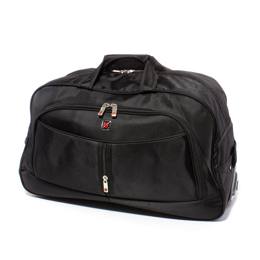 Пътна чанта T3003-08 - Черна