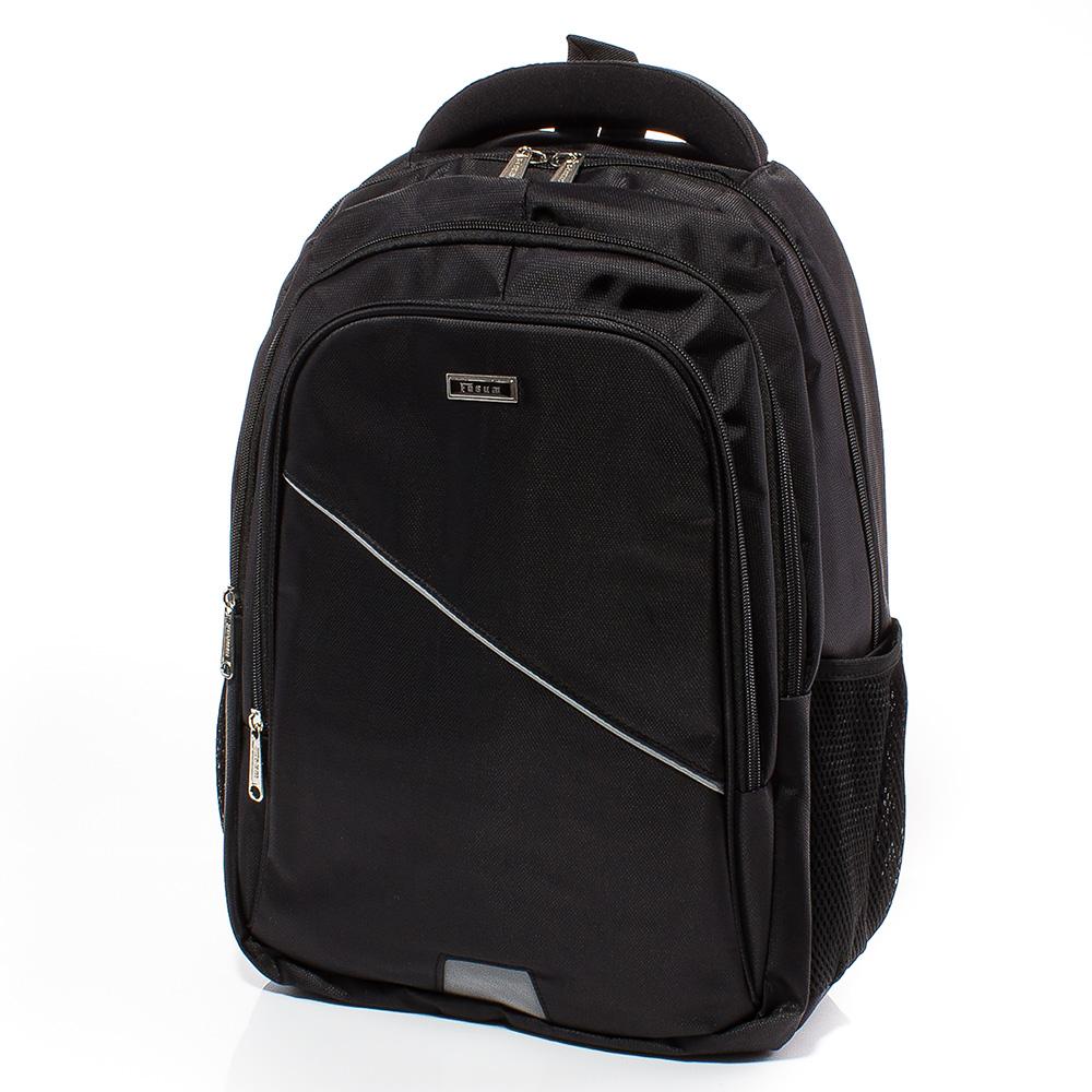 Раница за лаптоп S3002-08 - Черна