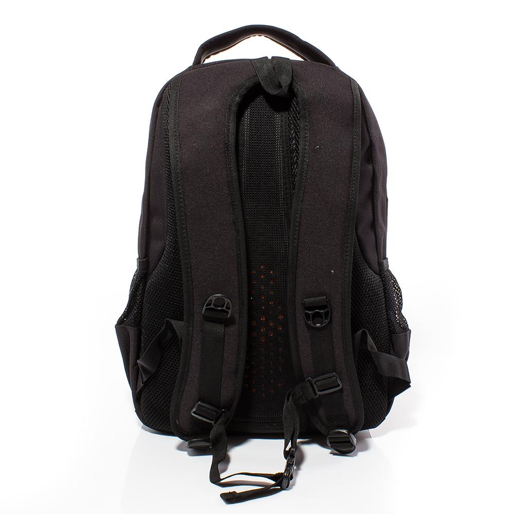 Раница за лаптоп S3001-08 - Черна