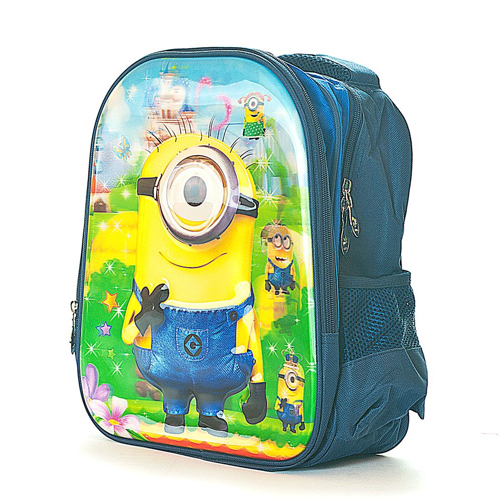 Детска 3D Раница Миньон