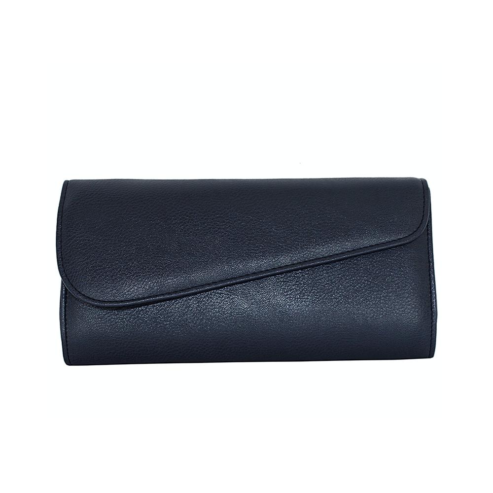 Дамска Официална Чанта Кейт - Тъмно синя