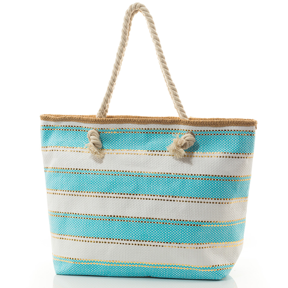 Плажна Чанта Sea Lux 5028-26 - Светло синя